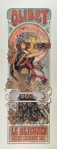 Olibet Le Dejeuner Poster