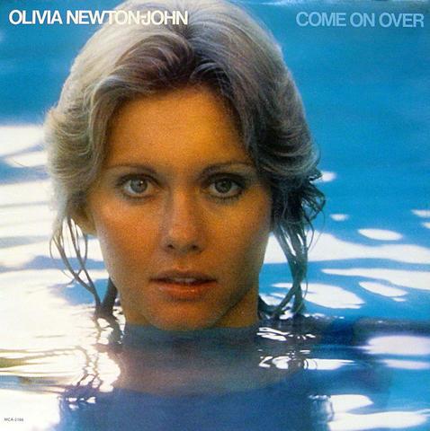 Olivia Newton-John Vinyl (Used)