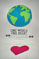 One World One Heart Poster