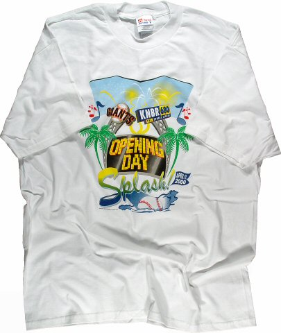 Opening Day Men's Vintage T-Shirt