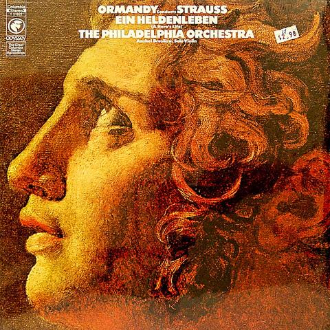 Ormandy Conducts Strauss Vinyl (New)