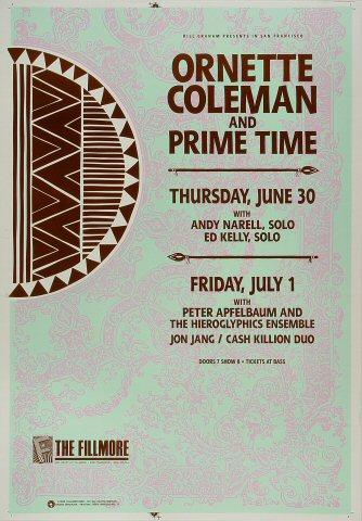 Ornette Coleman Proof