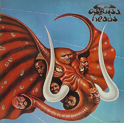 Osibisa Vinyl (Used)
