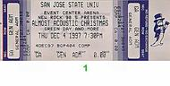 Our Lady Peace 1990s Ticket