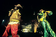 Outkast BG Archives Print