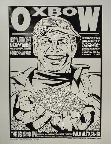 Oxbow Poster