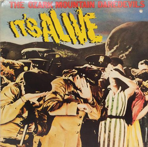 Ozark Mountain Daredevils Vinyl (Used)