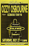 Ozzy Osbourne Poster