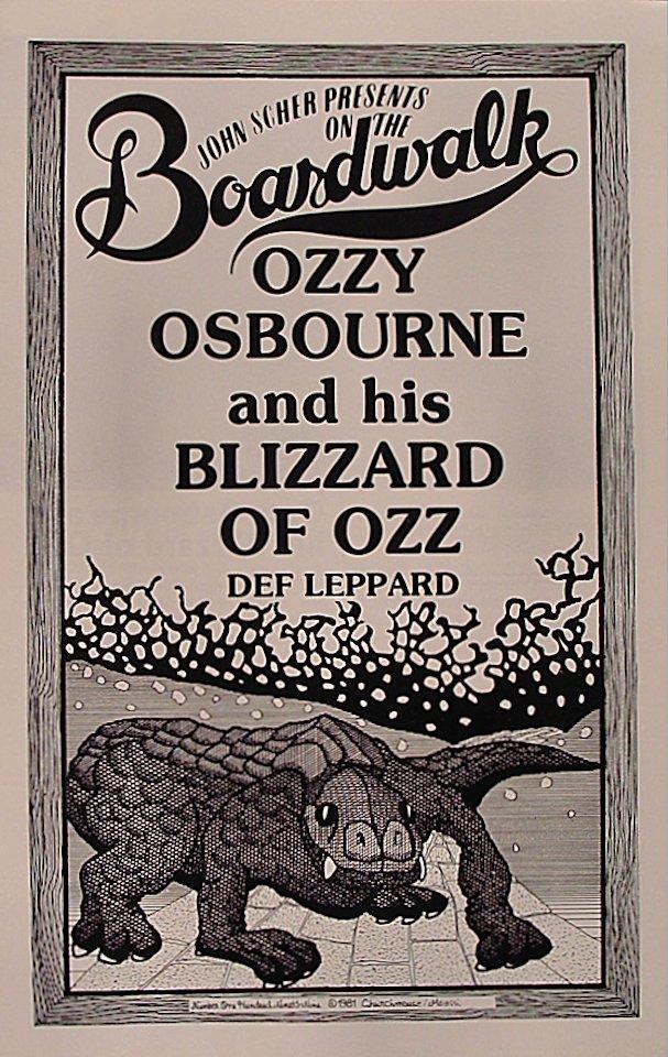 Ozzy Osbourne Program