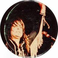 Ozzy Osbourne Vintage Pin