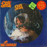 "Ozzy Osbourne Vinyl 12"" (New)"