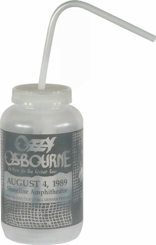 Ozzy Osbourne Water Bottle