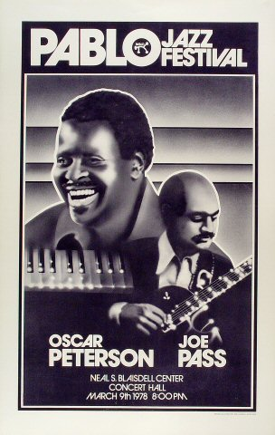 Pablo Jazz Festival Poster