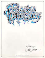 Pacific Vibrations Handbill