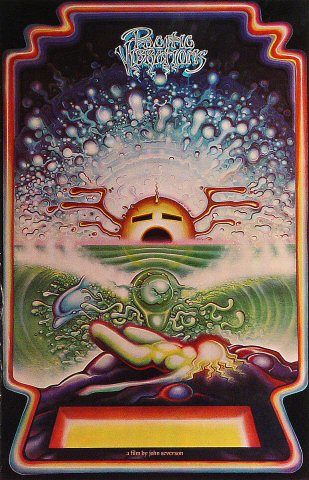 Pacific Vibrations Poster