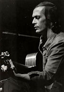 Paco de Lucia Vintage Print