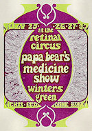 Papa Bear's Medicine Show Postcard
