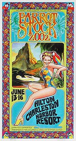 Parrot Stock Handbill