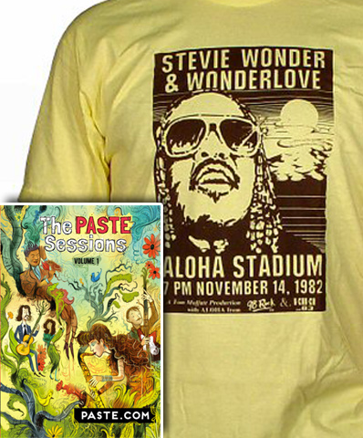 PASTE.com T-shirt / DVD Set Men's Retro T-Shirt