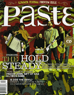 Paste Issue 31 Magazine