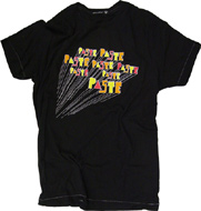 Paste Men's Retro T-Shirt