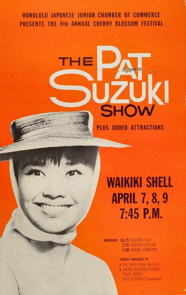 Pat SuzukiPoster