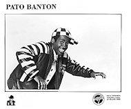 Pato Banton Promo Print