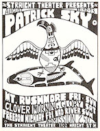 Patrick Sky Handbill