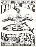 Patrick Sky Handbill