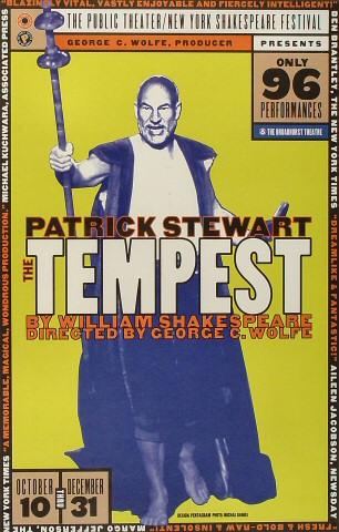 Patrick StewartPoster