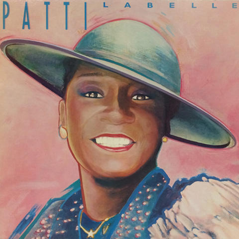 Patti LaBelle Vinyl (Used)