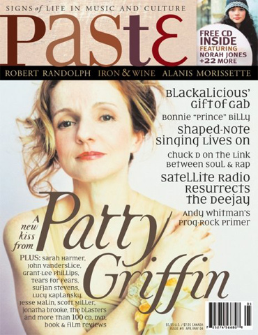 Patty Griffin Paste Magazine