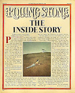 Patty Hearst Rolling Stone Magazine