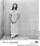 Patty Loveless Promo Print