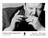 Paul DeLay Promo Print