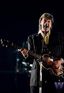 Paul McCartney BG Archives Print