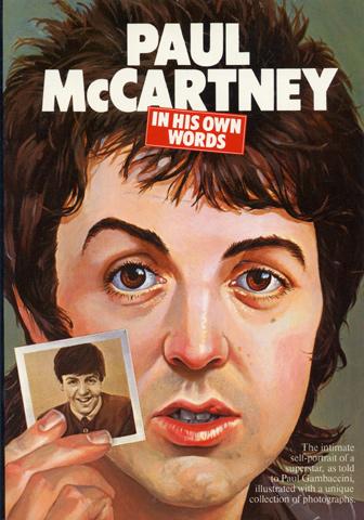 Paul McCartneyBook