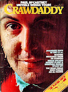 Paul McCartney Crawdaddy Magazine