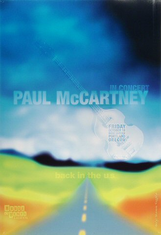 Paul McCartneyPoster