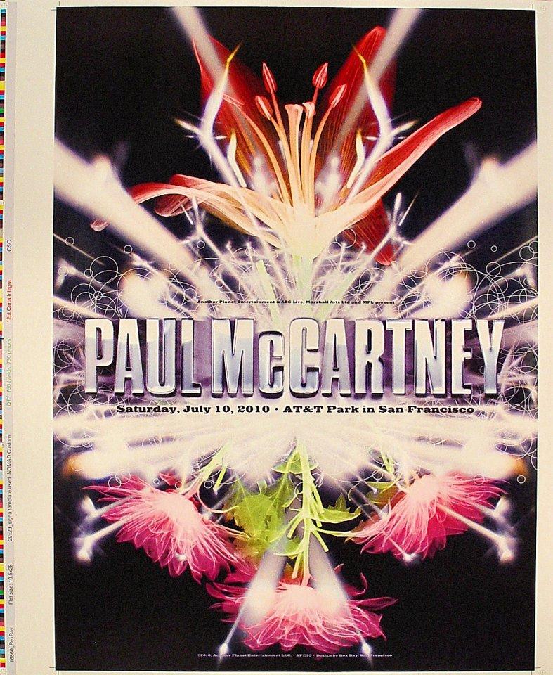 Paul McCartney Proof