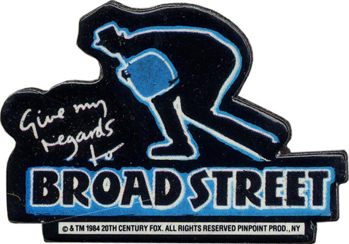 Paul McCartneyVintage Pin