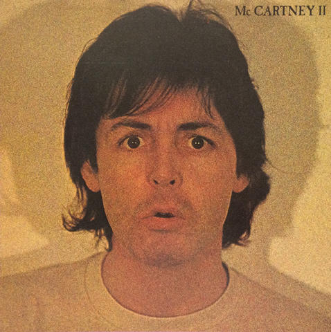 Paul McCartney Vinyl (Used)