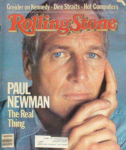 Paul NewmanRolling Stone Magazine