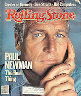 Paul Newman Rolling Stone Magazine