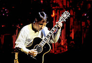 Paul Simon BG Archives Print