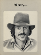 Paul Simon Greeting Card