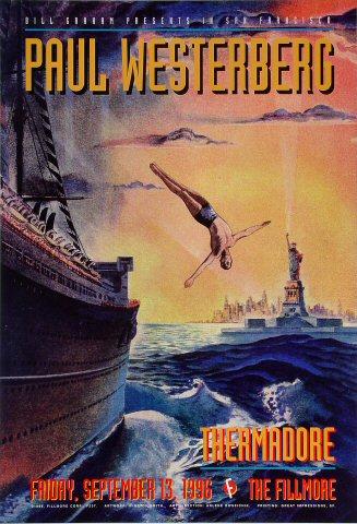 Paul Westerberg Poster
