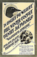 Country Joe McDonald Poster