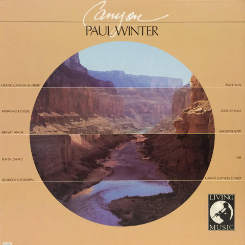 Paul Winter Vinyl (Used)