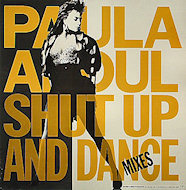 Paula Abdul Poster